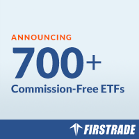 700+ Commission-Free ETFs